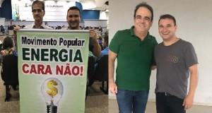 Professor Régis participou de Audiência Pública na capital, nesta Quarta-Feira (20/02).
