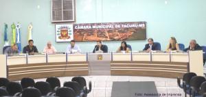 Confira o trabalho do Legislativo na Sessão Ordinária de 18/02/2019