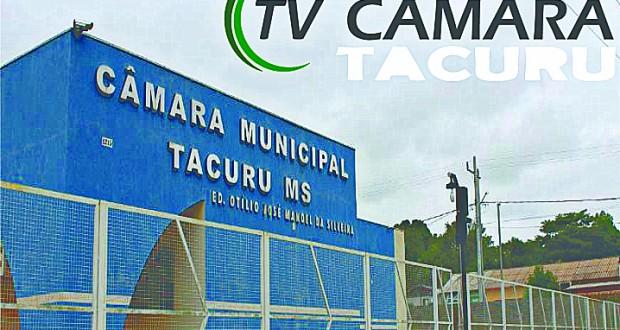 Página Oficial da Câmara Municipal transmite Sessões do Legislativo Ao Vivo