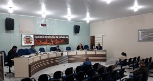 Câmara Municipal adotou medidas para realização das Sessões Ordinárias da Casa de Leis