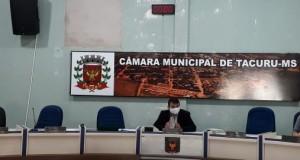 Professor Régis, Presidente da Câmara cobra Plano de Cargos e Carreira dos Professores da Administração Municipal.