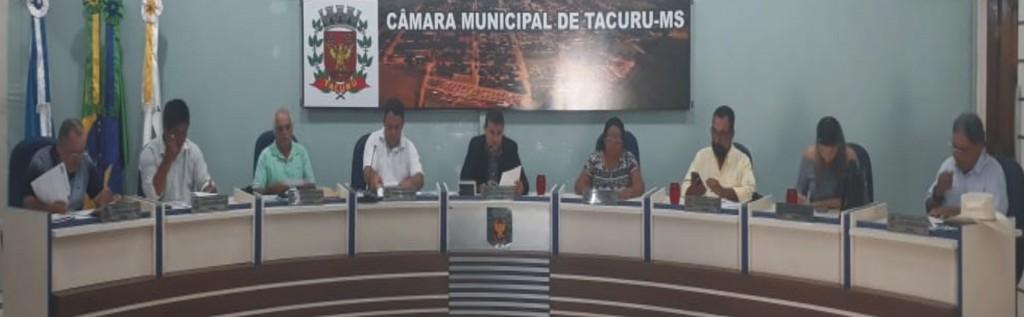 Camara Municipal de Tacuru – MS