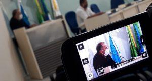 Hoje (10/08), tem Sessão Ordinária Na Câmara Municipal de Tacuru ás 09:00 horas com transmissão pelo Facebook e retransmissão na Rádio Ondas Verdes FM 104.9